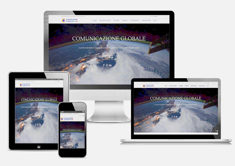 Effetti sito web fatto bene Comunicazione Globale Padova