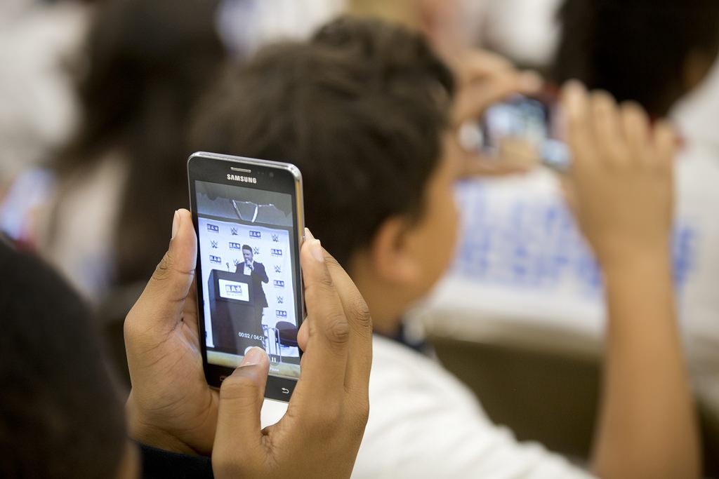 scuola senza smartphone